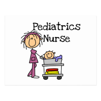 Pediatrics Nurse T-shirts and Gifts Postcard