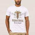 Pediatrics Rock Pediatrician T-shirt