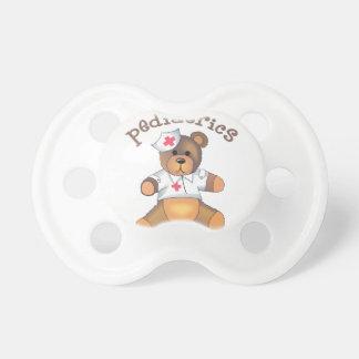 PEDIATRICS TEDDY BEAR PACIFIER