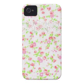 Pedicel (cloth wind) Case-Mate iPhone 4 case