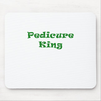 Pedicure King Mouse Pad