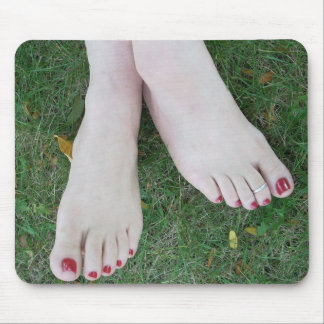 Pedicure or Nail salon Mousepad