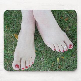 Pedicure or Nail salon Mousepad