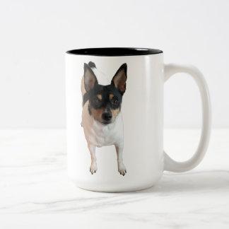 pedido especial la taza con afortunado y Timmy