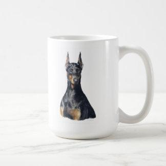 pedigree dog mug doberman pinscher