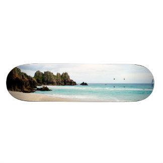 Pedn Vounder, Cornwall Beach Skateboard