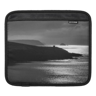Pednvadan Point & Gull Rock Cornwall Sleeve For iPads