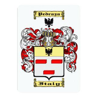 Pedraza Card
