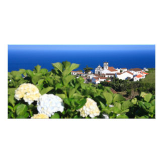 Pedreira - Nordeste, Azores Photo Card