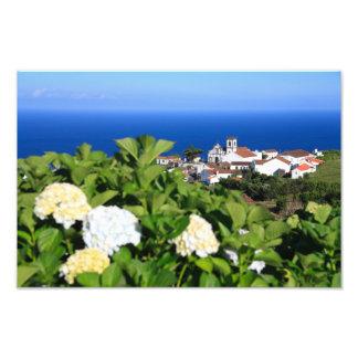 Pedreira - Nordeste, Azores Photo Print