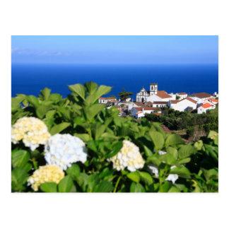 Pedreira - Nordeste, Azores Postcard