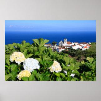 Pedreira - Nordeste, Azores Poster