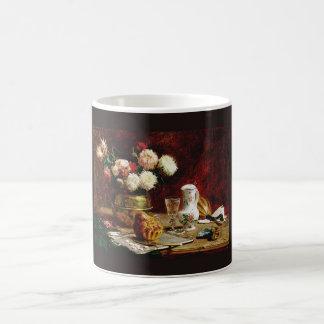 Pedro Alexandrino - Flores e doces Classic White Coffee Mug