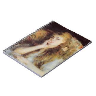Pedro-Auguste Renoir- el pensador Libro De Apuntes