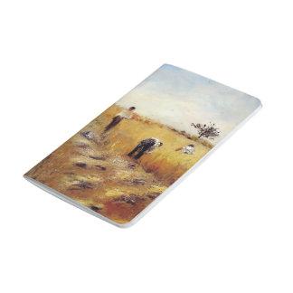 Pedro-Auguste Renoir- las máquinas segadores Cuadernos