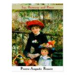 Pedro Auguste Renoir Postales