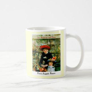 Pedro Auguste Renoir Taza De Café