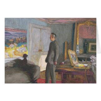 Pedro Bonnard 1935 Tarjeta De Felicitación