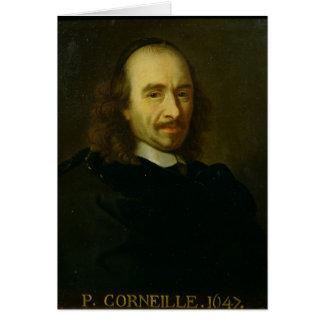Pedro de Corneille 1647 Tarjetón
