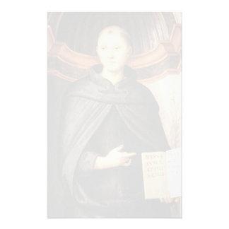 Pedro Perugino- San Nicolás de Tolentino Papeleria