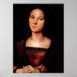 Pedro Perugino - St Mary Magdalena Impresiones