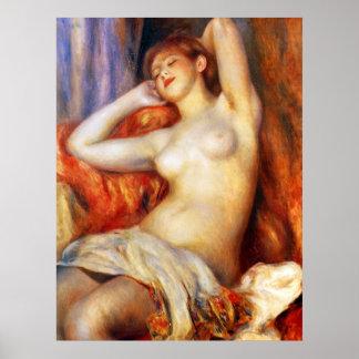 Pedro Renoir - el dormir Poster