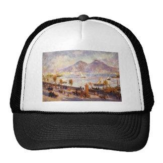 Pedro Renoir- el monte Vesubio por la mañana Gorra