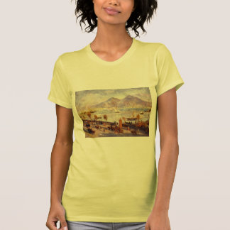 Pedro Renoir- el monte Vesubio por la mañana Camisetas
