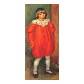 Pedro Renoir- el payaso Lonas Publicitarias