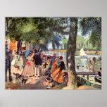 Pedro Renoir - La Grenouillere Impresiones