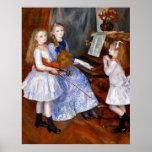Pedro Renoir - las hijas de Catulle Mendes Poster