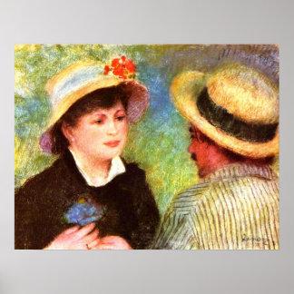 Pedro Renoir - Les Canotiers Impresiones