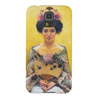 Pedro Sáenz (1864-1924), Disfraz japonesa Galaxy S5 Case