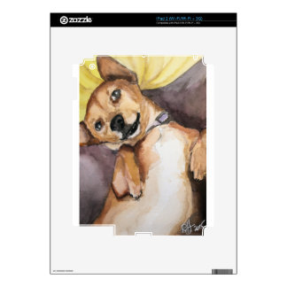 Pedro the Chiweenie Skins For The iPad 2