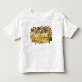 Pedro un paisaje de la primavera de Renoir el | Playera De Bebé