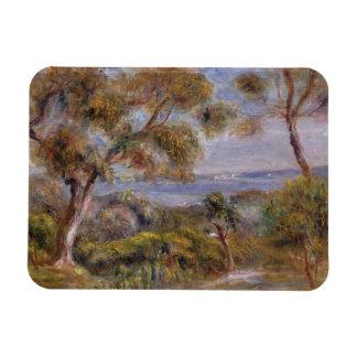 Pedro un Renoir el | el mar en Cagnes Iman De Vinilo