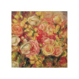 Pedro un Renoir el | Roses, 1915 Cuadro De Madera