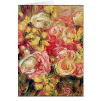 Pedro un Renoir el | Roses, 1915 Tarjeta De Felicitación