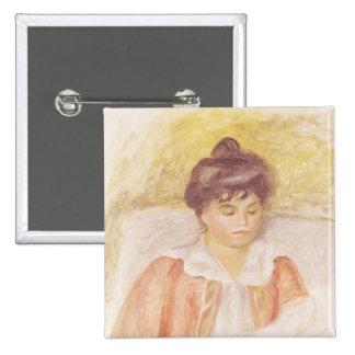 Pedro un retrato de Renoir el | de señora Albert Pin Cuadrado