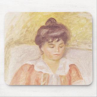 Pedro un retrato de Renoir el | de señora Albert Tapete De Ratón