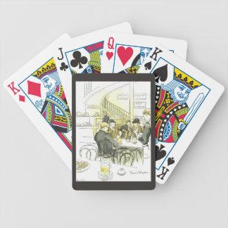 ~ Pedro Vidal de la cervecería del ~German del Baraja Cartas De Poker