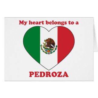 Pedroza Card
