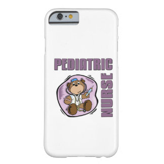 Peds Nurse Barely There iPhone 6 Case