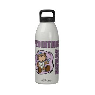 Peds Nurse Water Bottle