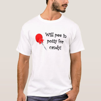 Pee in Potty T-Shirt