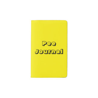 Pee Journal for Recording Bladder Control Issues