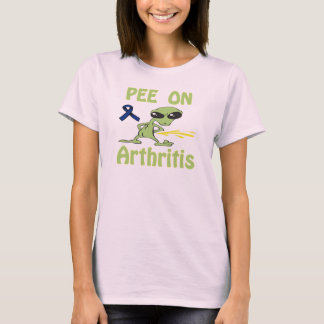 Pee On Arthritis Shirt