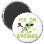 Pee On Av Malformation Magnet