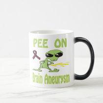 Pee On Brain Aneurysm Mug