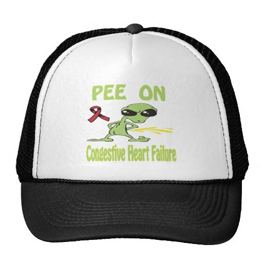 Pee On Congestive Heart Failure Hat